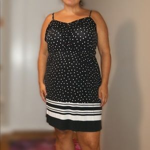 Casual cover-up dress